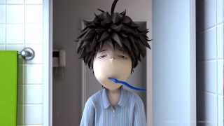 Short Animation -ALARM-