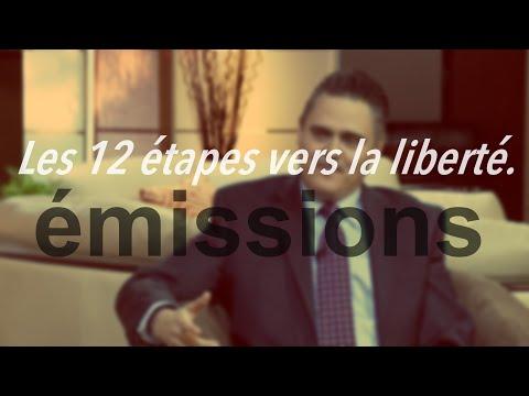 12 étapes vers la liberté