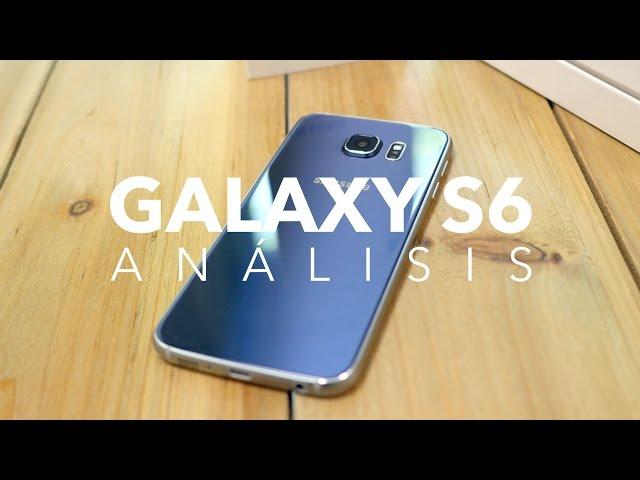 Samsung Galaxy S6, análisis