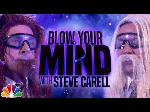 Blow Your Mind with Steve Carell