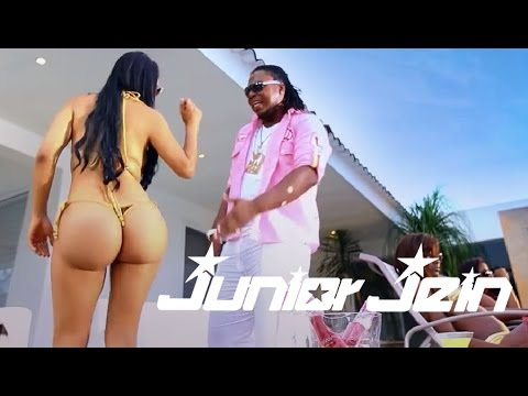 Reggaetonera / Bam Bam Bilan [Vídeo Oficial] - Junior Jein