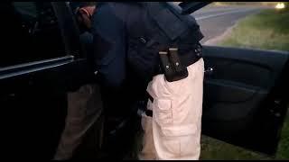 PRF prende mulher por tráfico de drogas na BR-116, em Barra do Ribeiro