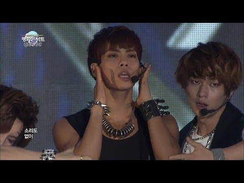 【TVPP】SHINee - Sherlock, 샤이니 - 셜록 @ DMZ Peace Concert Live