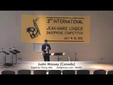3rd JMLISC: Justin Massey (Canada) Digital by Thierry Alla