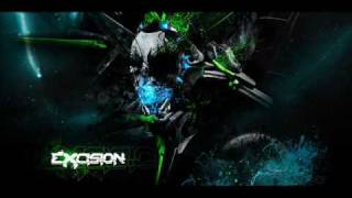 Excision - Darkness (feat. Subvert)