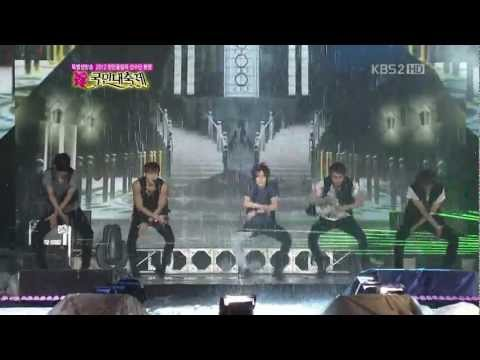 【1080P】SHINee -Sherlock (Clue + Note) (14 Aug,2012)