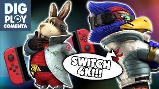 Nintendo Switch 4K com lançamento para 2019?