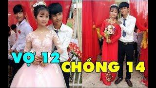 Đám cưới của cặp đôi còn đang học cấp 2 ở Tây Ninh tuổi trẻ tài cao cùng tìm hiểu sự thật NTN