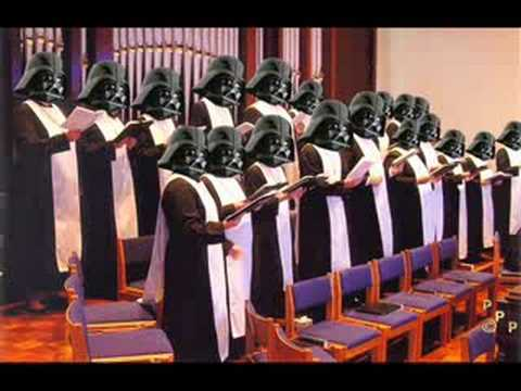 Darth Choir - National Anthem of the Galactic Empire