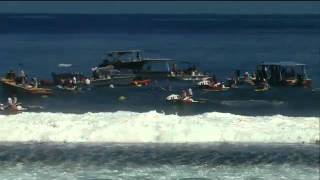 Billabong free surf event