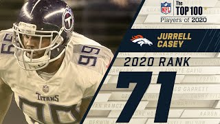 #71: Jurrell Casey (DE, Broncos)   Top 100 NFL Players or 2020
