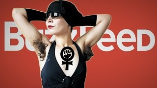 Buzzfeed Feminism - Bronuts and Fedoras - A Guided Tour