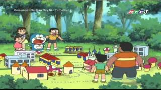 Doremon Tập 152 (Lồng Tiếng) HTV3 - Thành phố đồ chơi + Nón chấp nhận yêu cầu