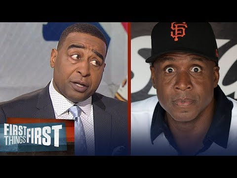 Cris Carter explains why Barry Bonds and Roger Clemens do not belong in the HOF | FIRST THINGS FIRST