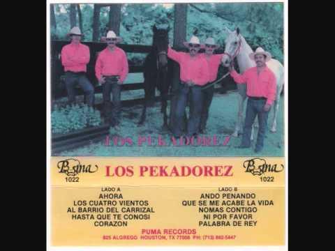 Los Pekadorez - Que Se Me Acaba La Vida