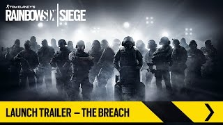 Tom Clancy's Rainbow Six Siege - Launch Trailer