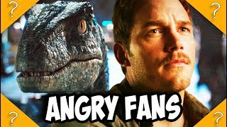 Why JURASSIC WORLD is a THREAT to Jurassic Park fans