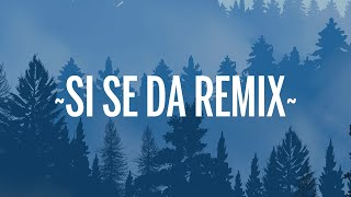 Myke Towers - Si Se Da Remix (Letra/Lyrics) ft. Farruko, Arcangel, Sech & Zion