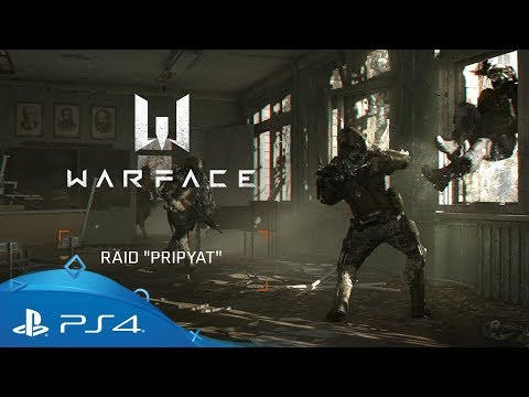 Warface | New Raid Pripyat | PS4