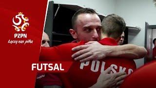 Łączy Nas Futsal. Marcin Mikołajewicz.