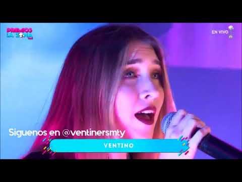 VENTINO en Premios LA ZONA (Perú)