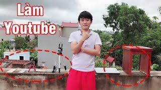 Chia Sẻ Cách Làm Clip Youtube Của Hưng Vlog Rất Đơn Giản