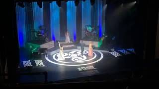 Celtic Woman was live with bean phadin/ nead Na lachan