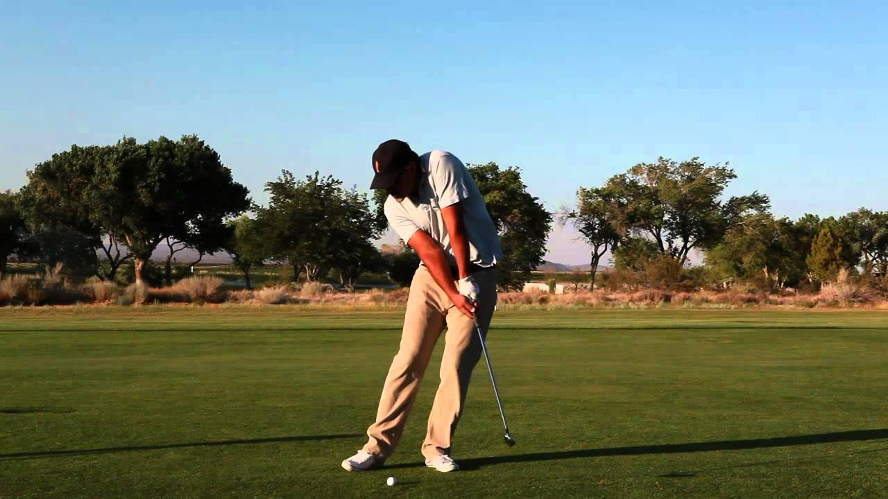 Golf Swing Mechanics: The Mechanics For The Full Swing