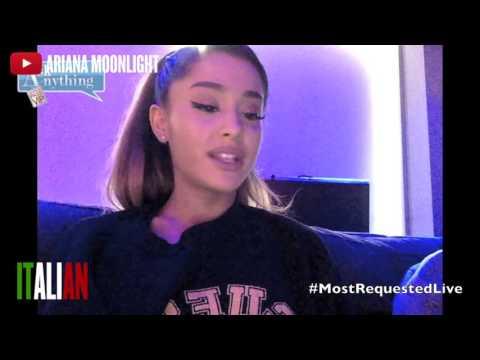 Ariana Grande - Speaking Different Languages (Compilation)