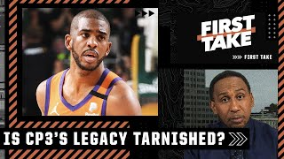 Stephen A. doesn't think Chris Paul's legacy has taken a hit by losing in the Finals | First Take