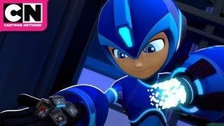 Mega Man: Fully Charged | Let's Get Mega! | Cartoon Network