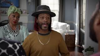 Dre and Bow Confront Perry - black-ish