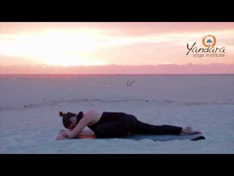 Eka Pada Rajakapotasana | One-Legged King Pigeon Pose by Allison  Eaton