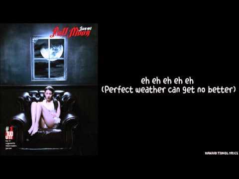 [Sunmi (ft.Lena)] Full Moon (보름달) Hangul/Romanized/English Sub Lyrics