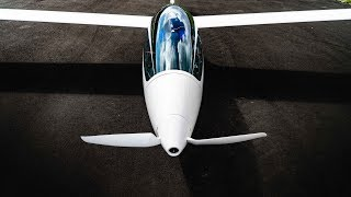New LS8-e neo review   Electric Glider 15 m & 18 m wingspan