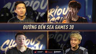 ĐƯỜNG ĐẾN SEA GAMES 30 | Đâu là người hùng của Liên Quân Việt Nam?