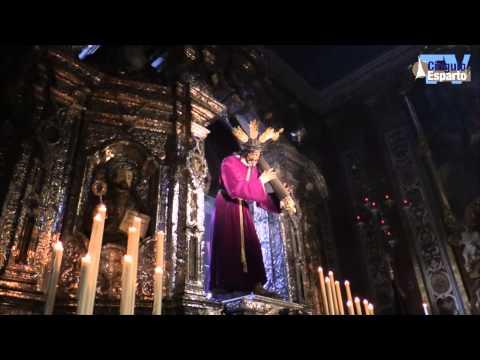 Besamanos de la Virgen de la Merced de Pasión