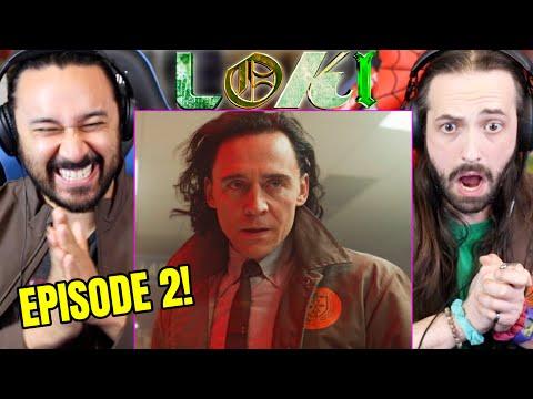 """LOKI EPISODE 2 REACTION!! 1x2 """"The Variant"""" Spoiler Review   Breakdown   Ending"""
