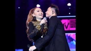 Trịnh Thăng Bình bạo gan cưỡng hôn Minh Hằng