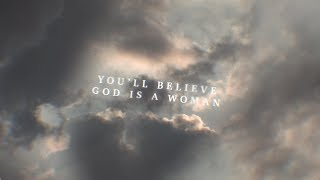 Ariana Grande - God is a woman (Lyric Video)