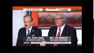 9 12 14  Mr  Engel talks ISIL on Reid Report MSNBC