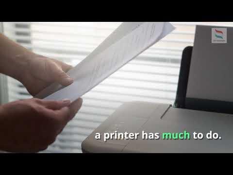 Rent Printer | Hire Printer in Dubai-VRS Technologies
