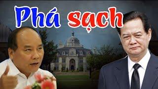 Nguyễn Tấn Dũng tái mặt vì bị Nguyễn Xuân Phúc phanh phui khối tài sản khổng lồ ở Mỹ