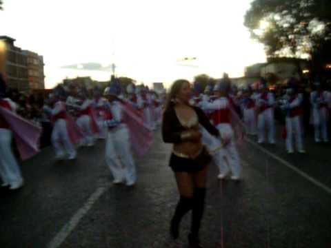 banda show municipal alcaldia de iribaren... Carnavales 2009