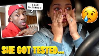 DID C0VID TAKE OUR BABY? *SHE GOT TESTED*