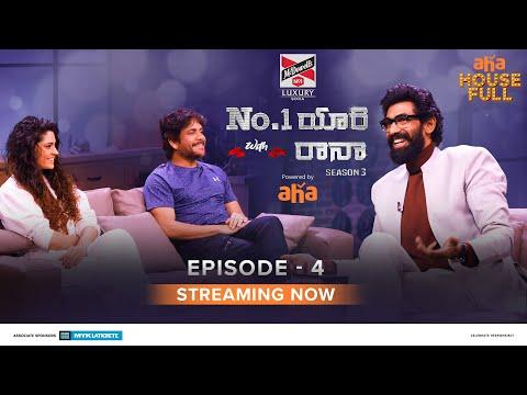 Rana's No1 Yaari ft Nagarjuna, Saiyami,streaming now