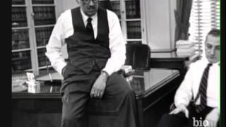 Thurgood Marshall - Appointed to the Supreme Court