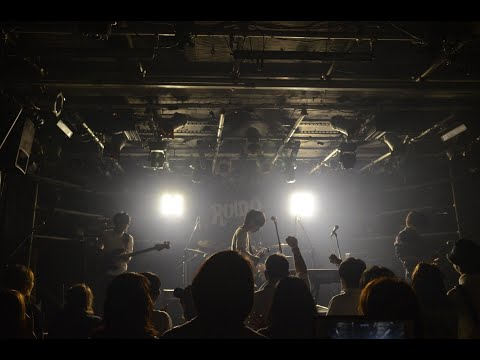 COLORS TO COOKS/軌跡の交差点(LIVE MUSIC VIDEO)