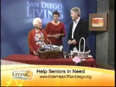 HELPING SENIORS IN NEED