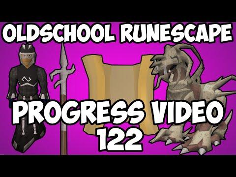 Oldschool Runescape - ELITE CLUE LOOT!? + Corporeal Beast! | 2007 Servers Progress Ep. 122